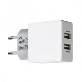Carregador de parede - duplo USB