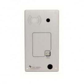 Intercomunicador Panphone GSM 4042 Embutir 1 botão