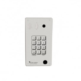 Intercomunicador Panphone GSM 4043 Embutido Teclado