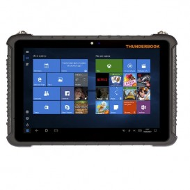 Thunderbook Colossus W100 Windows 10 Home