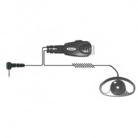 Auricular Earloop com conexão Vertex - Dynascan