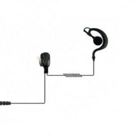 Contorno de orelha para Yaesu VX / 7R, ALINCO DJ - V446 , DJ - V7, DJ - G7
