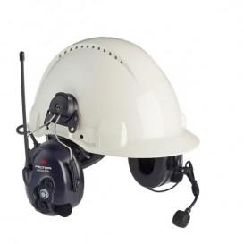 3M Peltor Litecom - Aplicação no capacete