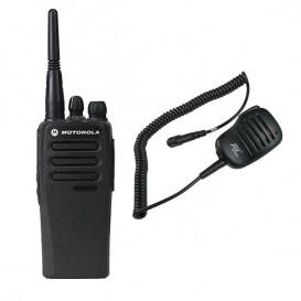 Motorola DP1400AN analógico + Micrófone HP JD500