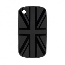 Capa Blackberry BANDEIRA UK Negra