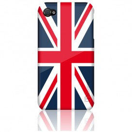 Capa IPHONE 4/4S BANDEIRA UK