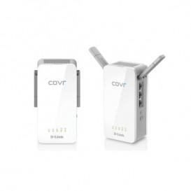 D-Link COVR-P2502 - Solução WiFi híbrida completa