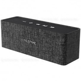 Creative NUNO Preto – Coluna Bluetooth Portátil
