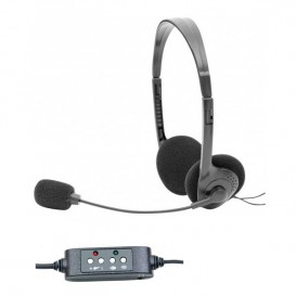 Dacomex Auricular Duo USB