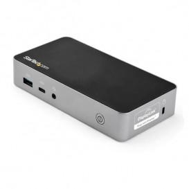 Docking Station USB-C de 2 portas HDMI para dois monitores