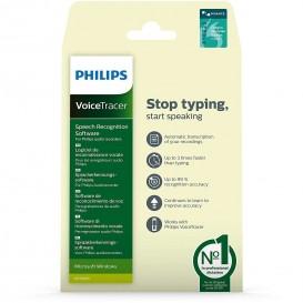 Philips DVT 2805 Software de transcrição