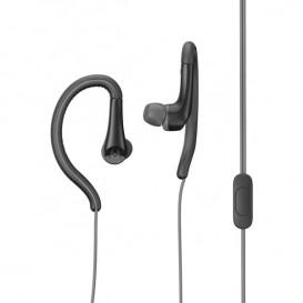 Motorola Earbuds Sport Preto / Cinzento