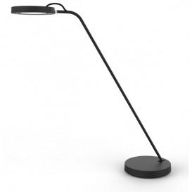 Lâmpada LED de secretária Unilux Eye Light Preto