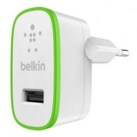 Carregador com entrada USB Belkin branco