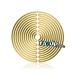 Protetor de radiação do telemóvel Fazup Gold