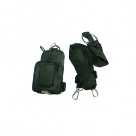 Bolsa com arnês para walkie talkie