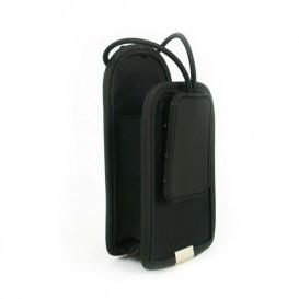 Bolsa para walkie talkie com clip
