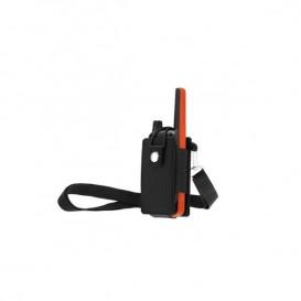 Bolsa com fita ajustável para walkies Motorola