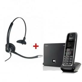 Pack: Gigaset C530 IP + 1 Auricular OD HC10