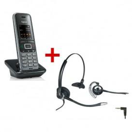 Gigaset S650H + auricular OD HC10