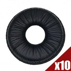 Almofadas semi-couro para GN2000, BIZ620 /1900