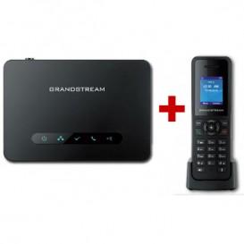 Base DECT Grandstream DP750 + terminal DP720