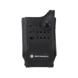 Estojo de nylon suave para Motorola DP3441
