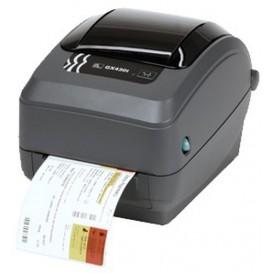 Zebra GX430t impressora de etiquetas Térmica direta/Transferência termal 300 x 300 DPI