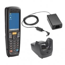 """Zebra MC2180 Kit computador móvel 7,11 cm (2.8"""") 320 x 240 pixels Ecrã táctil 240,7 g Preto"""