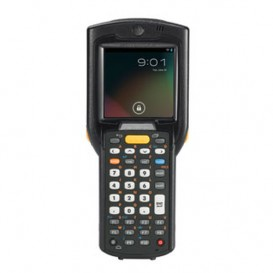 "Zebra MC3200 computador móvel 7,62 cm (3"") 320 x 320 pixels Ecrã táctil 365 g Preto"
