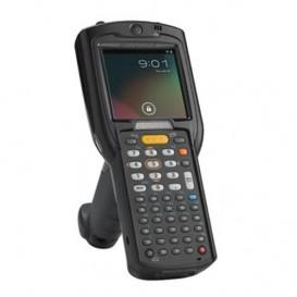 "Zebra MC3200 computador móvel 7,62 cm (3"") 320 x 320 pixels Ecrã táctil 509 g Preto"