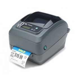 Zebra GX420t impressora de etiquetas Térmica direta/Transferência termal 203 x 203 DPI