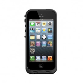Capa Lifeproof para Iphone 5 (Negro)