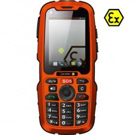 Telemóvel Atex i.safe IS320.1 sem câmara