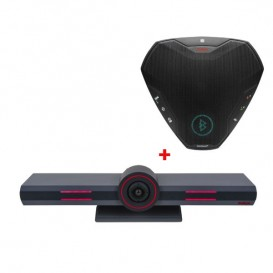 Pack Avaya IX CU360 e altavoz profissional com conexão Bluetooth Avaya B109