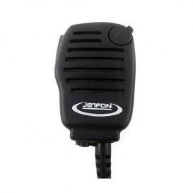 Microfone de gravata compatível Dynascan , Vertex