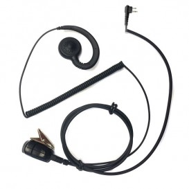 Kit auricular higiénico conexão Motorola 2 pin