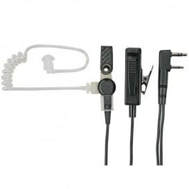 Kit bodyguard  KHS-8BL com microfone para Kenwood