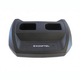 Carregador Dual Konftel para baterias 300W/M