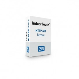 Licença API para 2N Indoor Touch