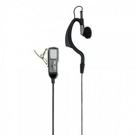 Kit auricular Midland conexão 2 pin Kenwood