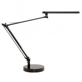 Lâmpada LED de escritório Unilux Mamboled Preto