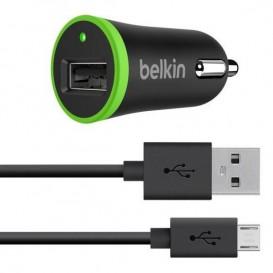 Carregador de isqueiro 2.1A - 10W USB-micro USB