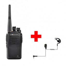 Midland G15 + Kit contorno para Motorola XTNI, XTK