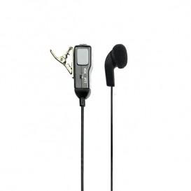 Auriculares com microfone PTT para sistema Onda