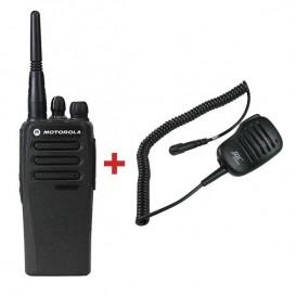 Motorola DP1400 + Micrófono HP JD500MX
