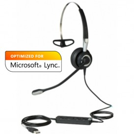 Jabra 2400 II Mono USB Antirruído - Skype for Business