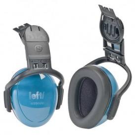 Protetor auricular MSA para capacetes - Azul