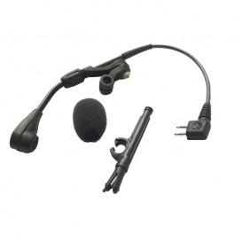 Microfone Peltor electret para Sporttac WS