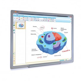 Quadro digital Interativo MultiClass 78''